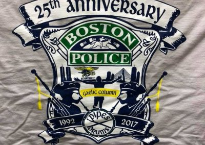 Boston Police 25th