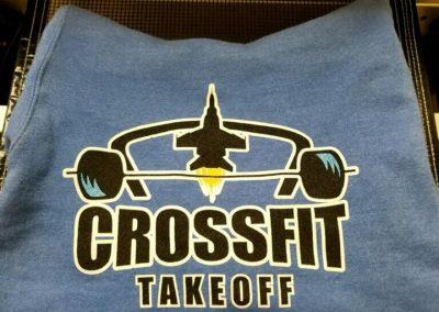 Crossfit Takeoff