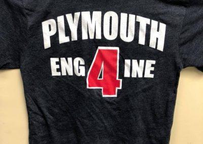 Plymouth Engine 4 Shirt