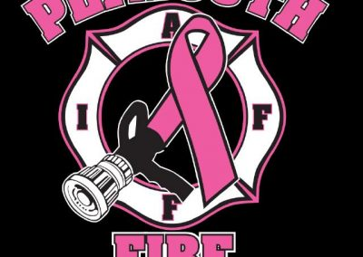 Plymouth Fire Breast Cancer