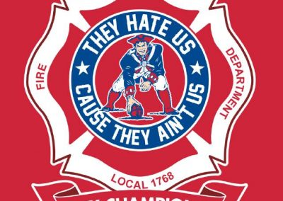 Plymouth Fire Hate Us Cause They Ain't Us