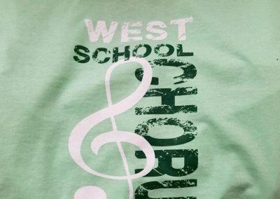West School Chorus