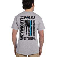 Sgt Chesna Fundraiser Shirt 1